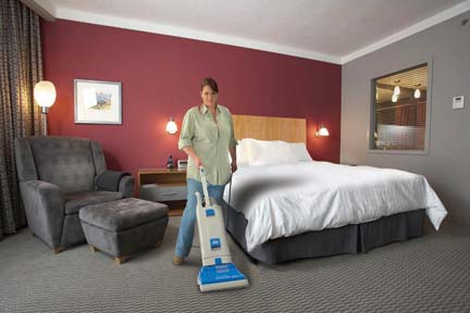 Carpet Cleaning Lady